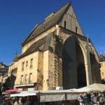 Sarlat en Dordogne : Marché de Sarlat