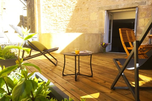 appartement terrasse secret sarlat