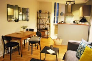 Location appartement secret sarlat avec terrasse