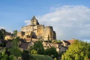 Visiter la Vallée de la Dordogne chateau de Castelnaud