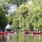 Loisirs et activités en Périgord descente de rivière en Canoë