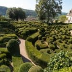 Visiting the Dordogne Valley: the Marqueyssac gardens