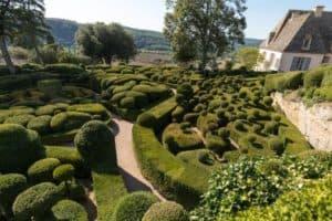 Visiter la Vallée de la Dordogne : les jardins de Marqueyssac et ses jardins