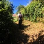 Loisirs et activités en Périgord chemins de randonnée près de sarlat